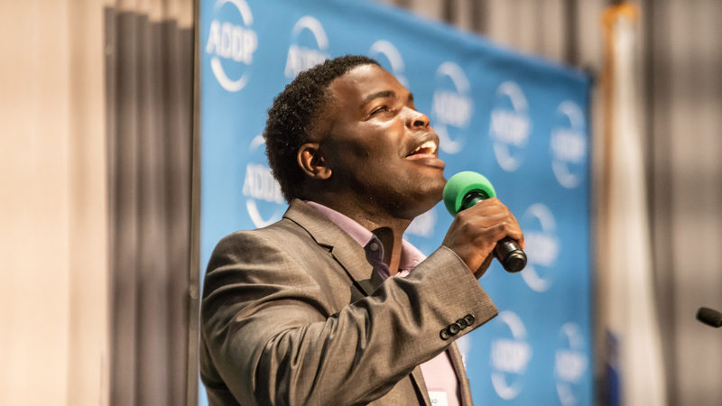 Photo of Keynote Speaker Mario Bonds